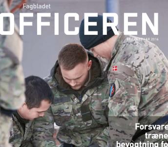 Hovedorganisationen af Officerer i Danmark (HOD)